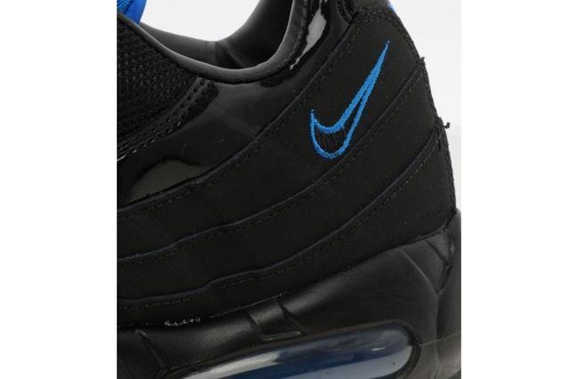 Nike Air Max 95 Photo Blue Heel