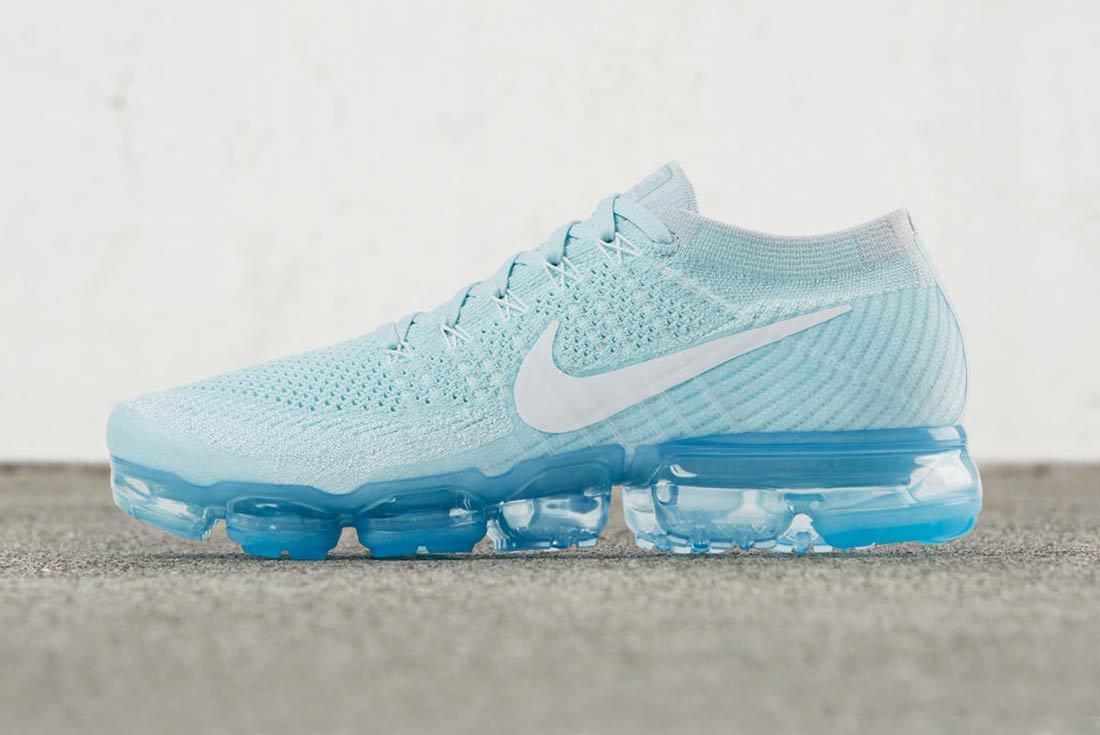 Nike Air VaporMax (Glacier Blue