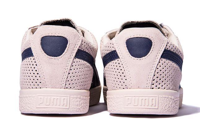 Puma Clyde Urb Pack Khaki Heels 1