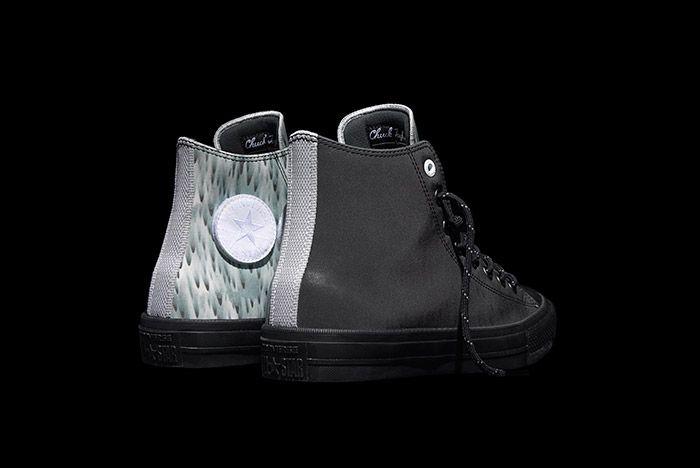 Futura Converse 2016 Skyfall Hi Black Small