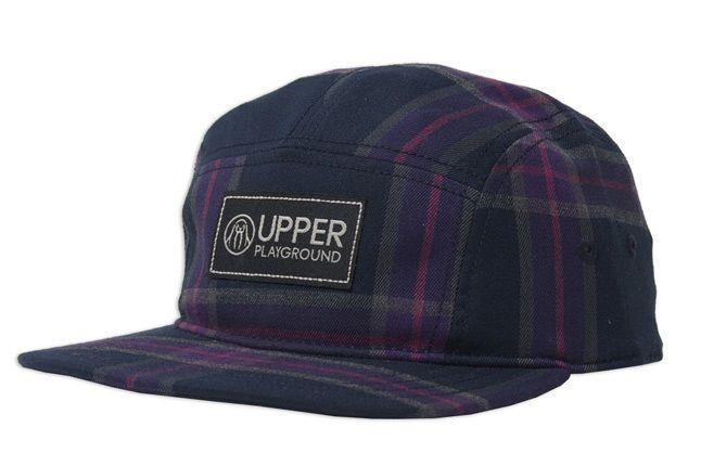 Upper Playground Dre Dog Cap Purple Hat 1