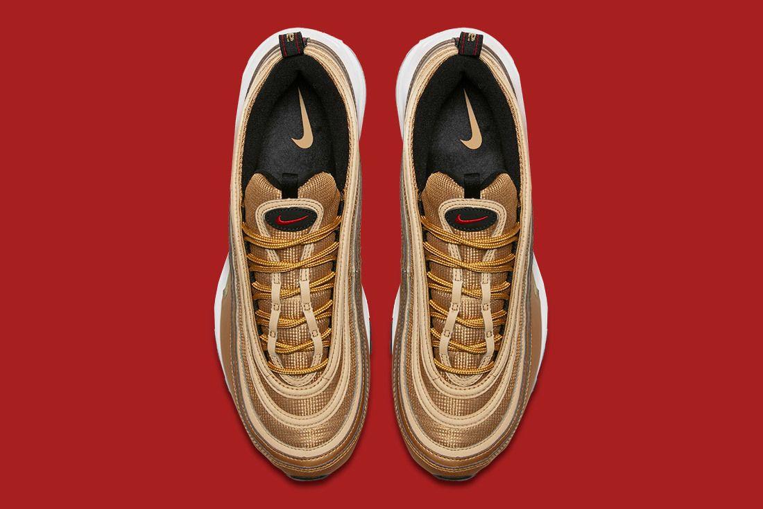 Air Max 97 Metallic Gold 5