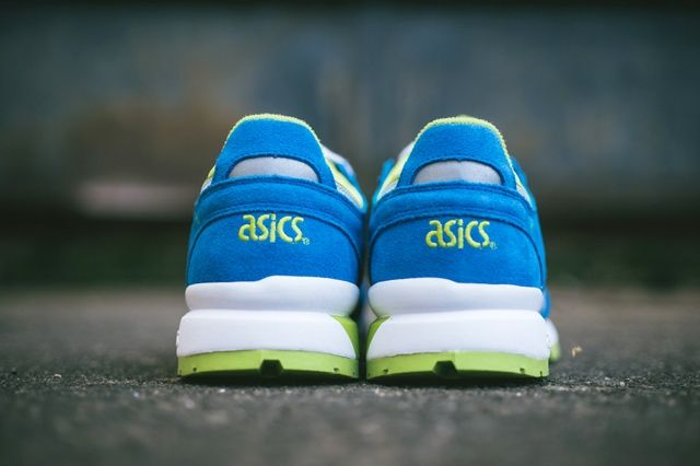 Asics Gt Cool Mid Blue Lime 3