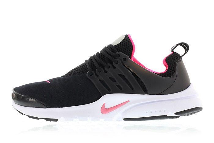 Nike Air Presto Gs Black Hyper Pink 1