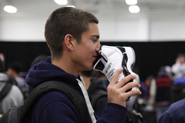 Sneaker Con New York 2012 Jordan Smell Concords 1