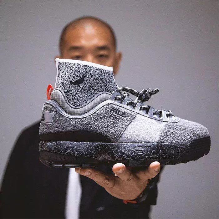 Jeff Staple Fila Pigeon
