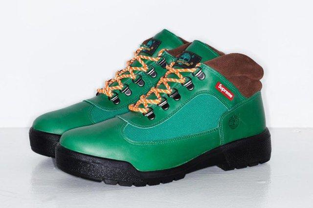 Supreme Timberland 2014 Winter Field Boot 2