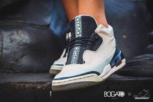 Maggi Air Jordan 3 8