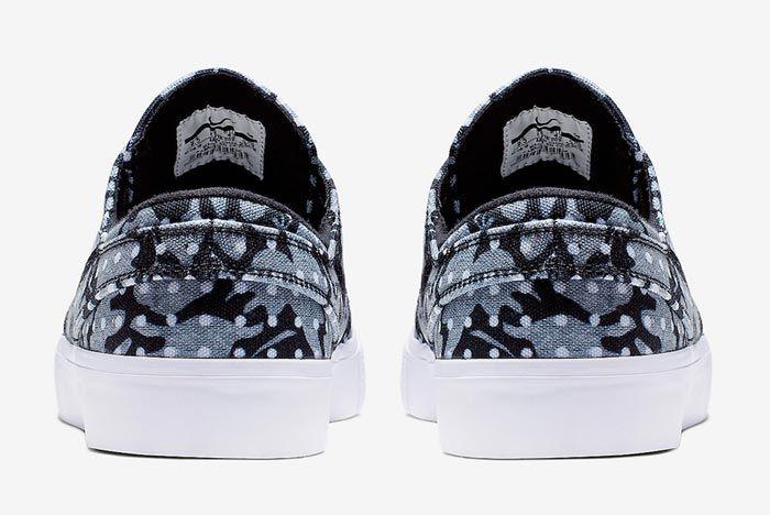 Nike Sb Janoski Camo Dots Heels