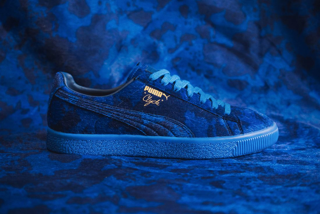 Packer X Puma Clyde Cow Suits Pack11