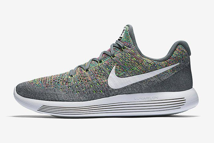 Nike Lunarepic Low Flyknit 2 Multicolour 4