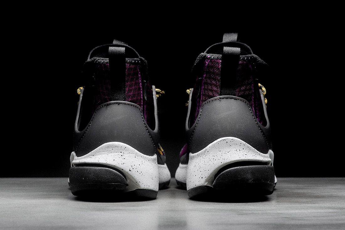Nike Air Presto Mid Utility Bordeaux 6