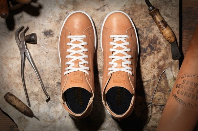 Adidas Stan Smith Horween Pack 9