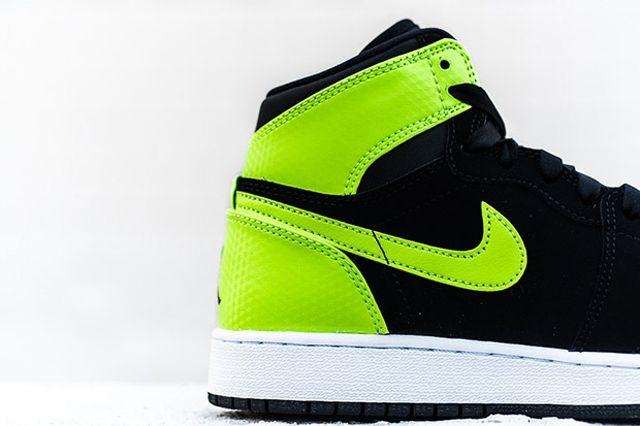 Air Jordan 1 High Gg Ghost Green 4