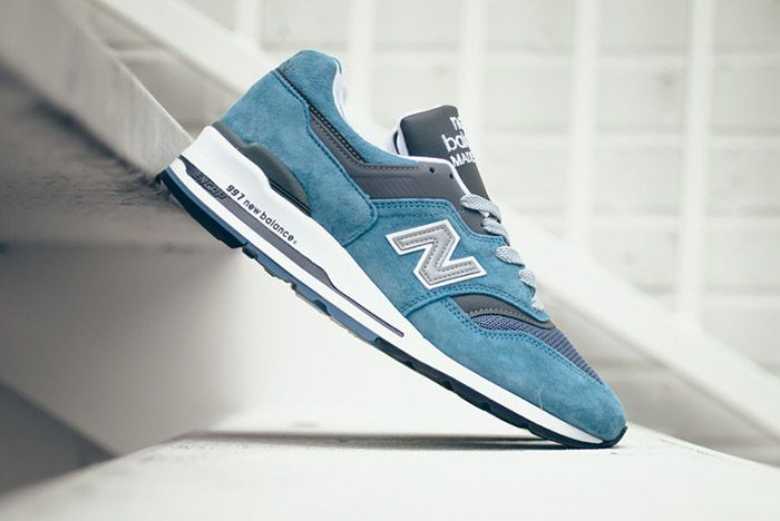 New Balance 997 Made In Usa Ice Blue 2