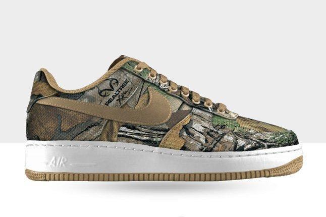 Nike Af1 Realtree Camo Options 7