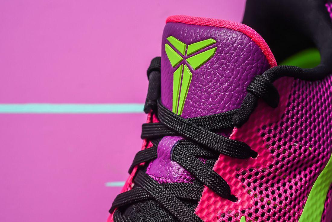 Nike Kobe 11 Mambacurial Pink Plum 1
