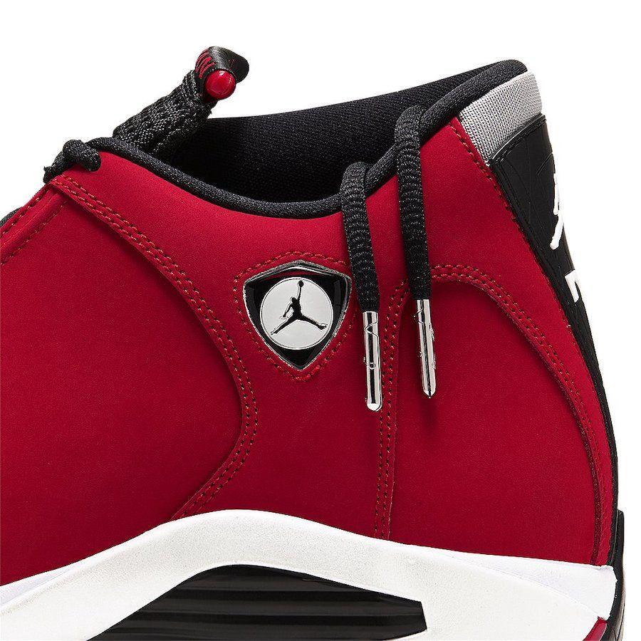 Air Jordan 14 Gym Red Lateral