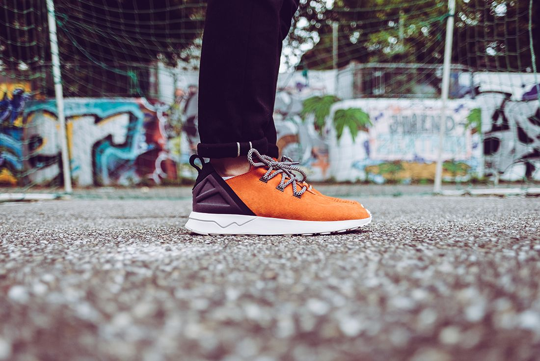 Adidas Zx Flux Adv X Craft Chili