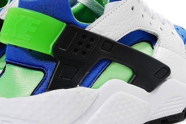 Nike Air Huarache Og Scream Green 2014 Retro 21
