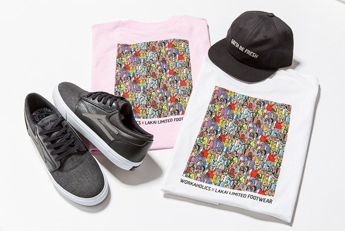 Workaholics Lakai Footwear Collection 13