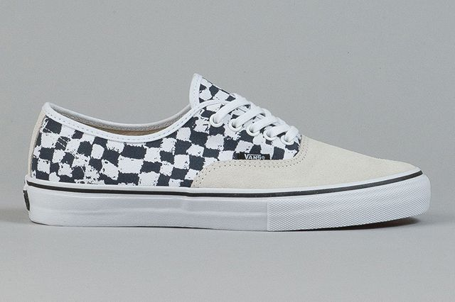 Vans Authentic Pro S Harmony Korine White 6