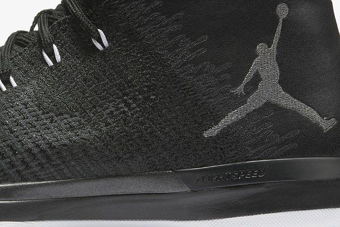 Air Jordan Xxxi 31 Black Cat 8