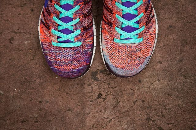 Nike Free Flyknit Chukka October Releases 1