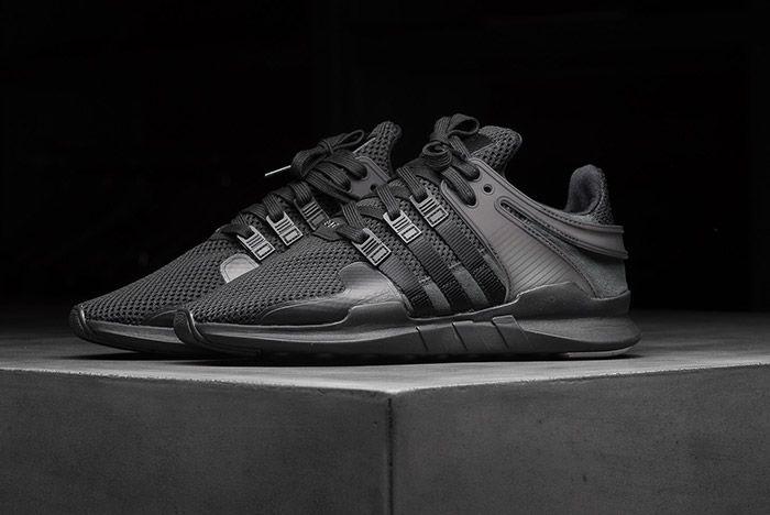 Adidas Eqt Support Adv Black 2