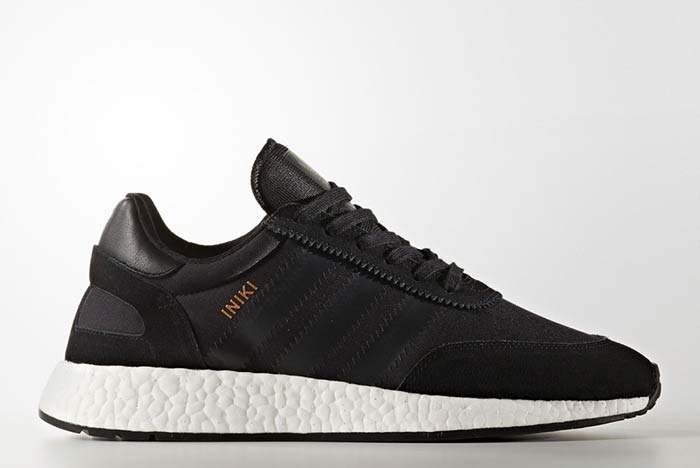 Adidas Iniki Runner Boost Black 1