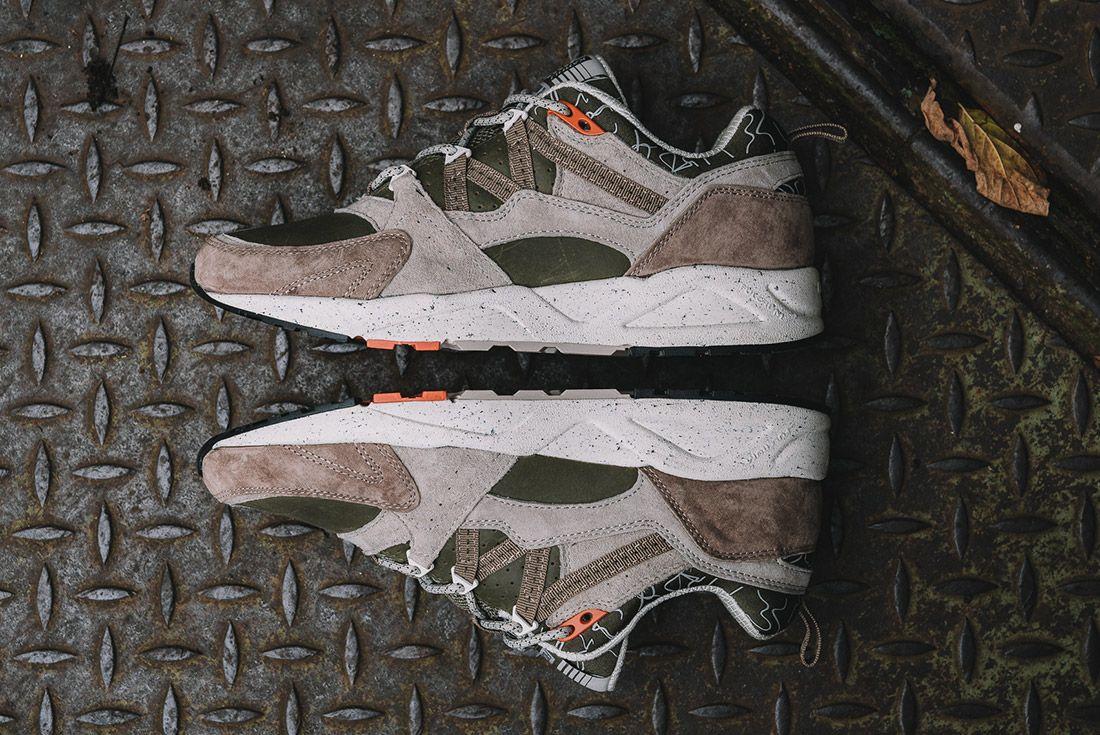 Karhu Fusion Mount Saana Sneaker Freaker 21