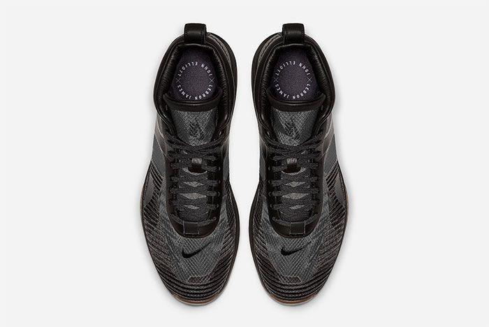John Elliott Nike Le Bron Icon Black Top