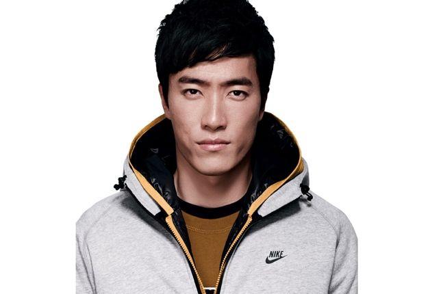 Liu Xiang Nike Sportswear 2010 Holiday 5 1