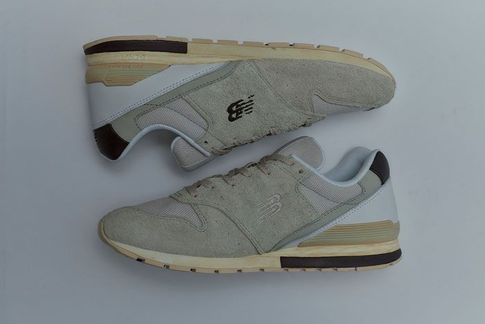 New Balance Nonnative 996 Lateral Medial