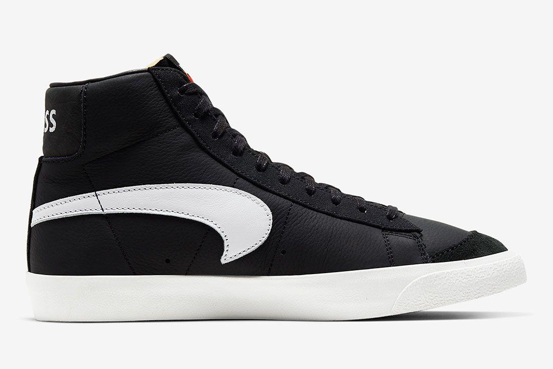 Nike Blazer Mid Vntg Cd8233 001 1