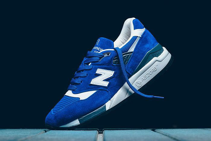 New Balance 998 Made In Usa Royal Blue 2