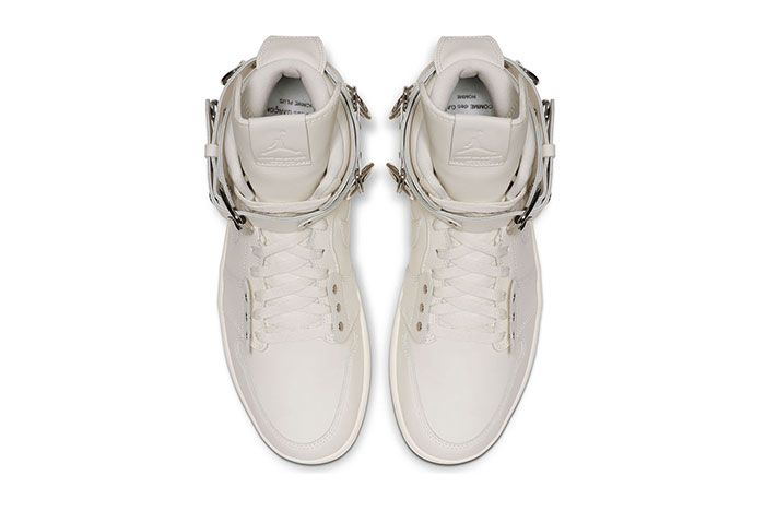 Cdg Homme Plus Air Jordan 1 Cn5738 100 White Top