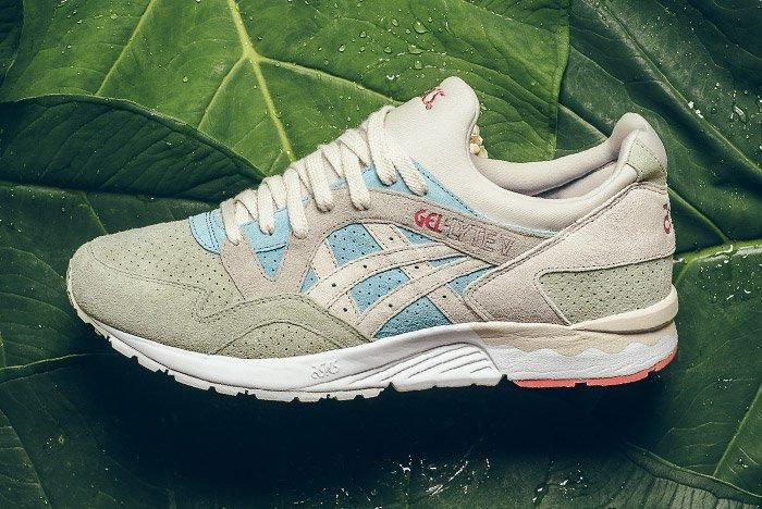 Asics Gel Lyte V Reef Water Birch 5
