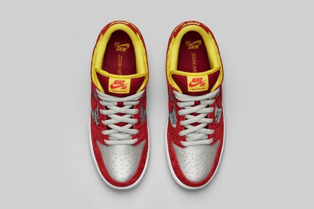Nike Sb Dunk Low Rukus 1