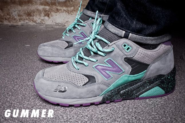 Gummer New Balance Alpine Guide 1