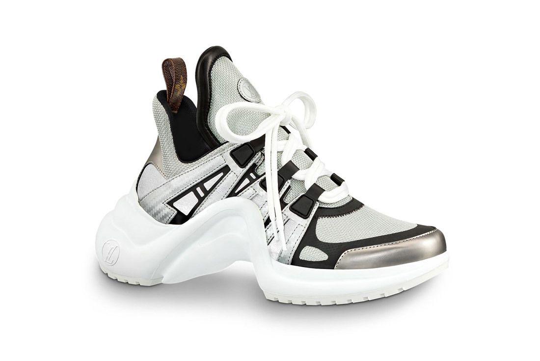 7 Louis Vuitton Archlight Sneaker Chunky Spring Summer Sneaker Freaker
