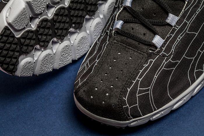 Nike Mayfly Black Pattern 2