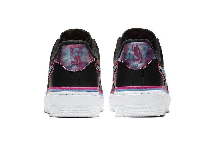 Nba Nike Air Force 1 Miami 4