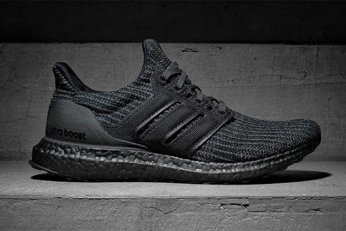 Adidas Ultraboost 4 0 Triple Black Sneaker Freaker