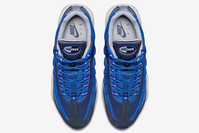 Nike Air Max 95 Dark Obsidian Hyper Cobalt5