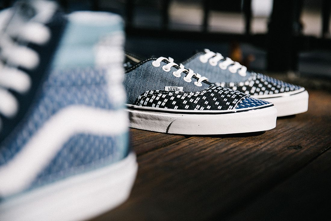 Vans Patchwork Pack 5