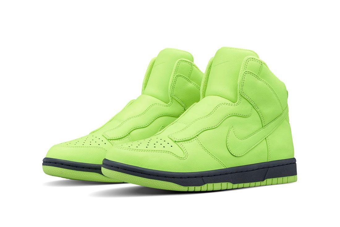 sacai Nike Dunk High