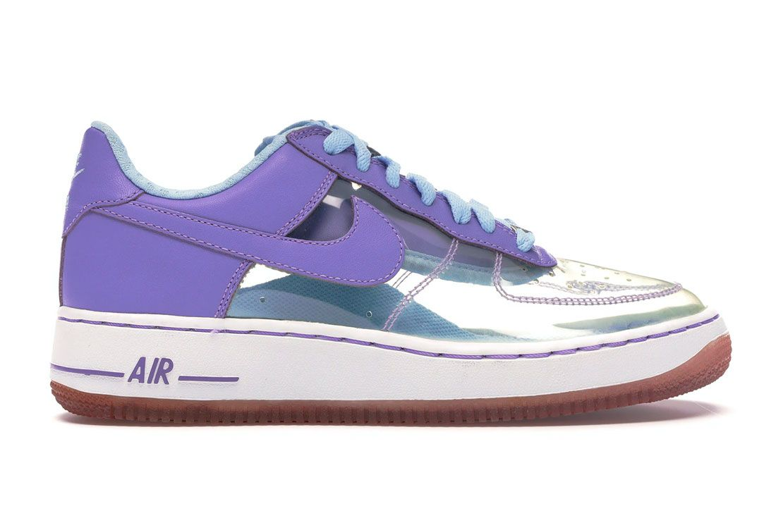 Nike Air Force 1 Invisible Woman Purple Womens