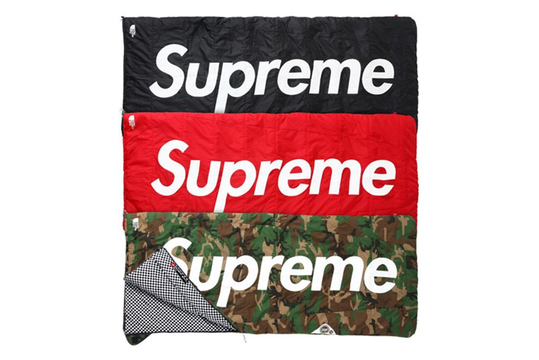 Supreme x The North Face