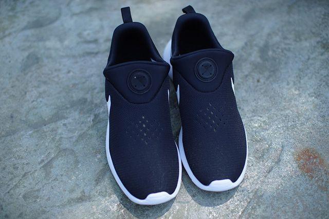 Nike Roshe Run Slip On Monochrome 3